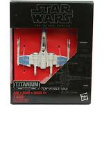 Disney/Hasbro Star Wars Black Series Titanium #2 Resistance X-Wing