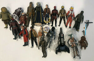 """Lot of 20 Star Wars 3.75"""" Action Figures new condition Lot #64"""