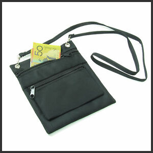 New Travel Wallet Organizer Passport Credit Card Holder Cash Purse Case Bag