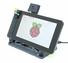 """Raspberry Pi 7"""" Touchscreen Case Display LEGO Display Screen Touch Lcd Case"""