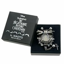 Nightmare Before Christmas h.NAOTO Necklace Watch Disney Store Japan Tokyo