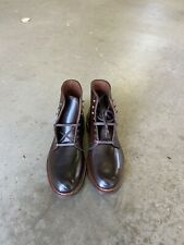 Allen Edmonds Higgins Mill Brown Shell Cordovan Size 9D