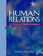 Human Relations: Personal and Professional Development