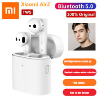 Genuine Xiaomi Mi Air 2 TWS Earphone Wireless Bluetooth 5.0 White