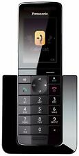 Panasonic KX-PRS110JTW Telefono Cordless (DECT) Design Sofisticato, Ampio