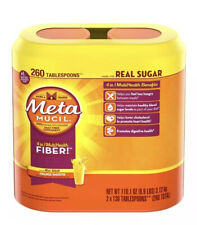 Metamucil MultiHealth Fiber, 260 Doses NEW! Free Shipping!