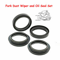 Fork Dust Wiper and Oil Seal Set For Yamaha YZ250 YZ125 1991-1995/YZ250 1983-88