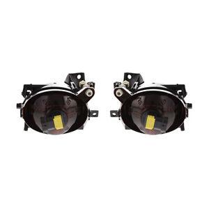 NEW PAIR OF FOG LIGHTS FITS BMW 540I 01-03 63176900221 63-17-6-900-221 BM2593117