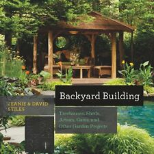 Countryman Know How Backyard Building Treehouses, Playhouses, Sheds (Paperback)