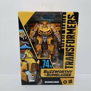 Transformers Studio Series #74 BB Buzzworthy Bumblebee New 2021 FREE SHIPPING