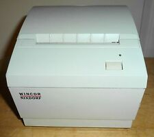 WINCOR NIXDORF TH210-2905-000 POS THERMAL RECEIPT PRINTER -SERIAL PORT- AUTOCUT