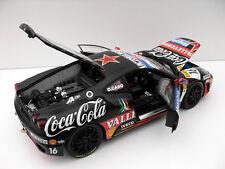 1 PIRELLI Ferrari GT Race Sport Car Exotic Racer 18 Carousel Black 24 Metal 12
