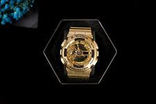 Casio G-Shock Big Case Series Metallic Gold Watch