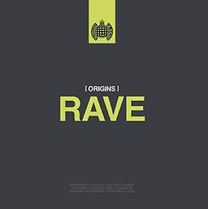 Origins Of Rave - Ministry Of Sound Vinyl LP New 2020