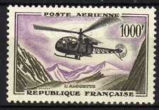 Francia ( France ) : 1958 Airmail MNH Luxe