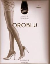 Oroblu Strumpfhose Diamonds Tights 40 Gr. M - Farbe: Gold glitzer super Sexy !!