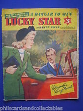 Lucky Star & Peg's Paper - Womans Story Comic  -  12th March 1951   # 559