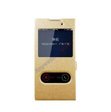 Magnetic PU Leather Flip View Window Stand Case Cover For Sony XA XA1 XA2 Ultra