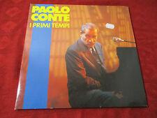 2LP PAOLO CONTE I Primi Tempi > 1989