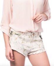 Zara Low Rise Regular Size Shorts for Women