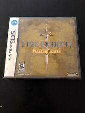 Fire Emblem: Shadow Dragon - Nintendo DS Game New