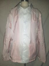 LRG Lifted Research Group White Windbreaker Jacket 3XL NWT