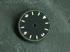 Bond Milsub Watch Gilt Dial for DG 2813 Miyota 8200  Movement 3 6 9 Yellow Lume