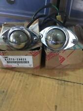 RARE TOYOTA HILUX RN10 RN13 license Light lamp assembly Genuine Nos Japan