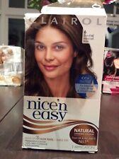 Clairol Nice'n Easy Permanent Hair Dye NO 6 (116)  NATURAL LIGHT BROWN