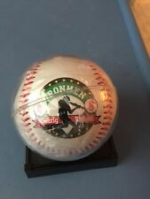 IRONMEN CAL RIPKEN -LOU GEHRIG BB and ROGERS HORNSBY BB WITH REPLICA SIGNATURES