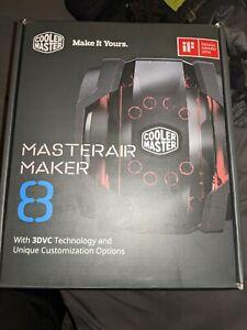 coolermaster masterair maker 8