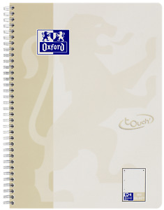 """Oxford Collegeblock """"Touch"""" DIN B5 punktkariert 80 Blatt - 1 Stück"""
