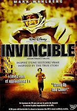 NEW DVD / INVINCIBLE -  Mark Wahlberg, Greg Kinnear, Elizabeth Banks, Kevin Conw