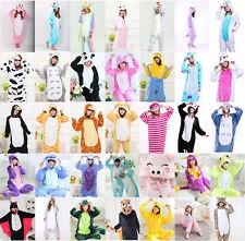 Tier Einhorn Overalls Erwachsene Kostüm Kigurumi Pyjama Schlafanzug Jumpsuit