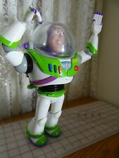 "Awesome DISNEY PIXAR Toy Story 12"" Electronic Talking BUZZ LIGHTYEAR  (20-3)"