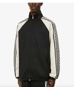 Gucci Oversized Technical Jersey Jacket Size M