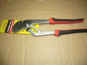 ROTHENBERGER 300MM MACHINE GROOVE WATER PUMP PLIERS NEW