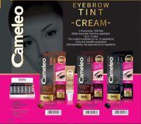 Delia Cosmetics Professional Cameleo Eyebrow Tint Cream Dye Kit Set Full Kit