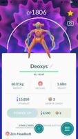 Pokemon Go DEOXYS 100IV! Level 11 Account BAN/HACK FREE!