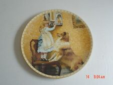 Royal Doulton Collectors Plate SAY PLEASE! From A VICTORIAN CHILDHOOD