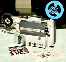 EUMIG MARK-S-706 SUPER 8 SOUND PROJECTOR - Modified