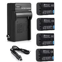 NP-FM50 Battery Charger for Sony NP-FM30 DSC-S30 DSC-S85 DSC-707 F717 NP-FM55H