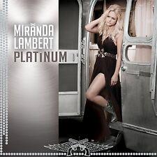 MIRANDA LAMBERT - PLATINUM  CD NEW+