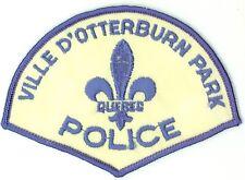 Ville d'Otterburn Park Police, Quebec, Canada HTF Uniform/Shoulder Patch