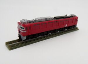 Furuta Japan Choco EGG SL Miniature Plastic Train Vol.1 Red Engine