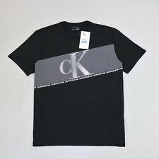 Calvin Klein Men Crew Neck T-shirt size XL , XXL new with tags