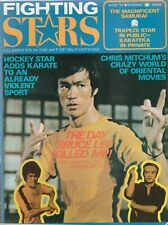 Fighting Stars, June 1975-Bruce Lee Cover Story