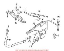 For BMW Genuine Windshield Wiper Arm Left 61617253386