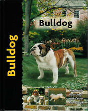 Bulldog - Pet love by Michael Dickerson Hardback Book