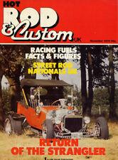 Hot Rod & Custom Nov 1979 TBucket Ford Pilot Street Rod
